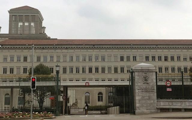 OMC prevé contracción del comercio en tercer trimestre de 2019 - Foto de EFE