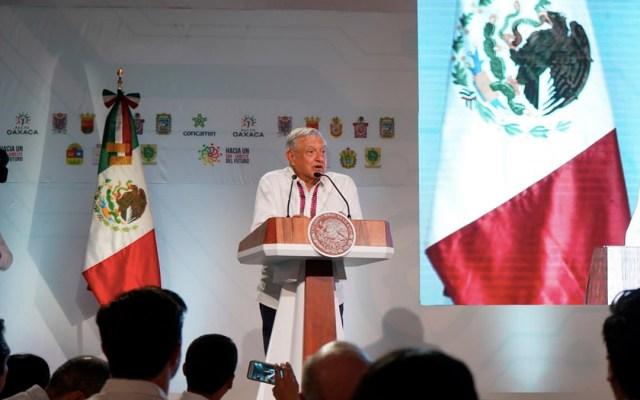 Pacto Oaxaca es necesario para el desarrollo del país: AMLO - pacto oaxaca desarrollo país