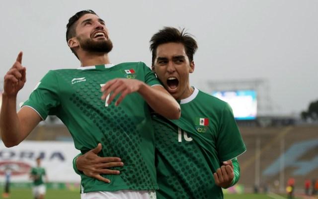 México se queda con el bronce en futbol varonil de Lima 2019 - Foto de Mexsport