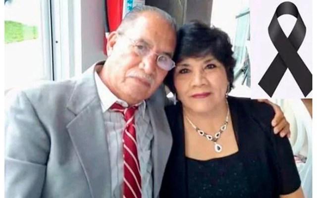 Brindan apoyo a familiares de mexicanos asesinados en tiroteo de Texas - pareja asesinada tiroteo texas