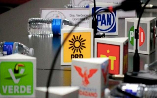 AMLO pide a SHCP reunirse con partidos por recorte de presupuesto - partidos políticos recursos financiamiento amlo