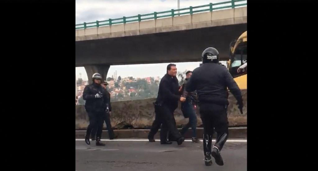#Video Persecución de presuntos asaltantes en Periférico Norte. Noticias en tiempo real