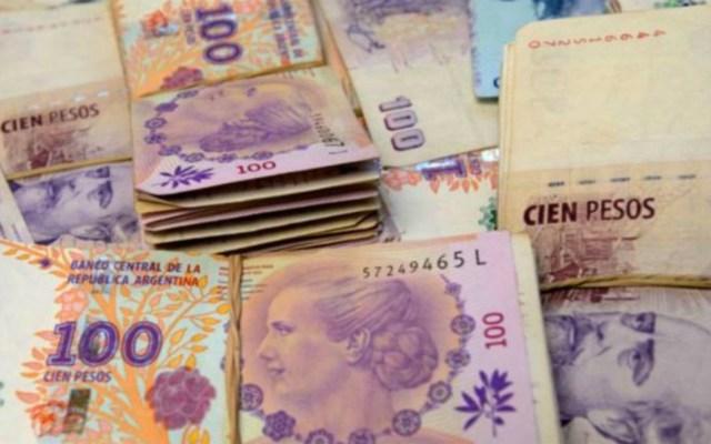 Argentina ampliará el tiempo de vencimiento de su deuda de corto plazo - peso argentino