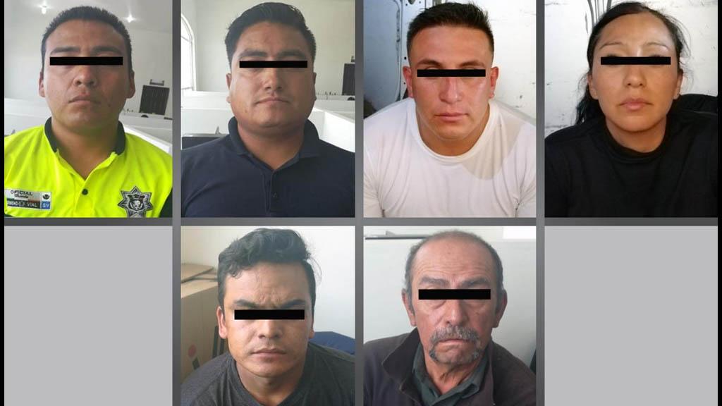 Enfrentamiento entre municipales y ministeriales en Edomex deja seis detenidos - Policías Municipales detenidos Estado de Mexico Coacalco extorsión