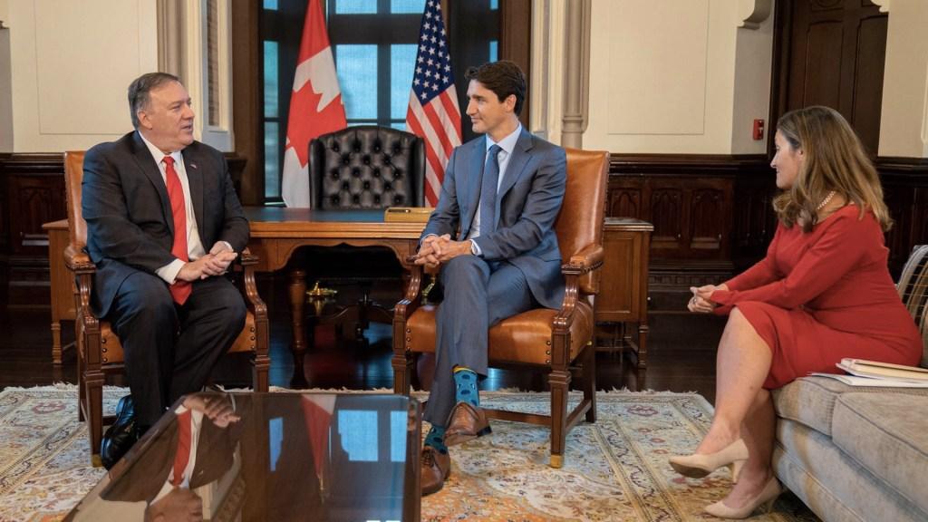 EE.UU. reconoce liderazgo de Trudeau para solucionar crisis en Venezuela. Noticias en tiempo real