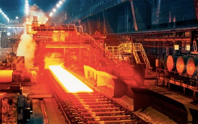 Cae 2.4 por ciento producción minerometalúrgica en junio - producción minerometalúrgica junio