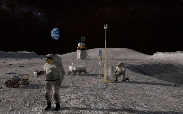 Programa Artemis llevará a la humanidad a la Luna para quedarse: NASA - programa artemis NASA luna marte