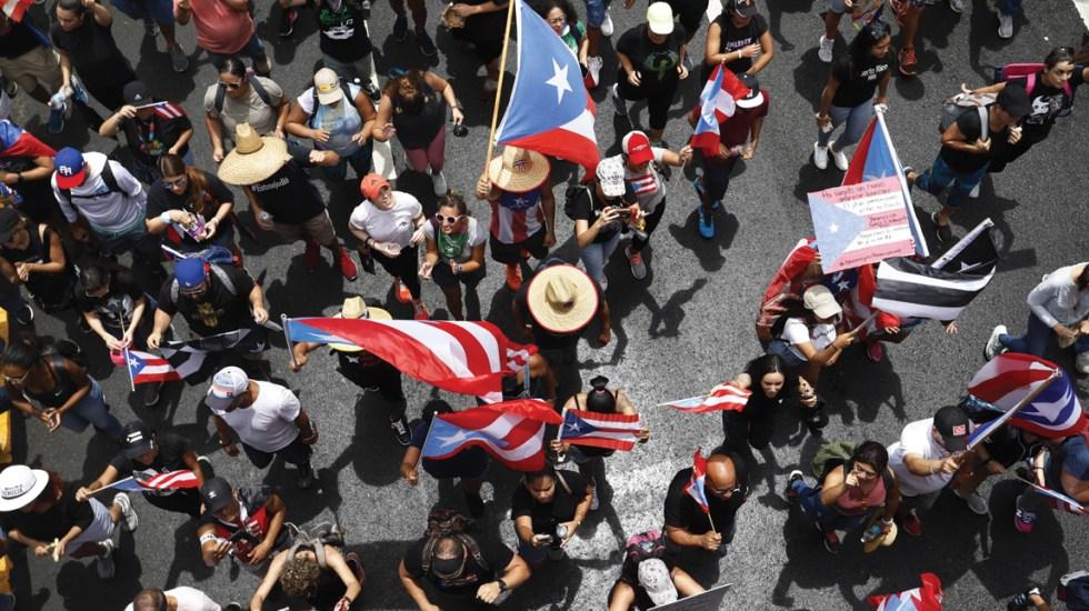Secretaria de Justicia de Puerto Rico podría asumir gubernatura - Foto de EFE