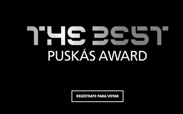 Anuncian a los candidatos al Premio Puskas 2019 - puskas 2019