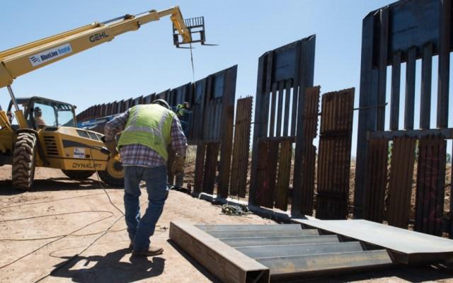 Se mantiene declaración de emergencia de Trump para la construcción del muro - muro
