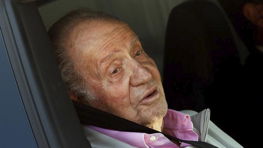 Dan de alta al rey emérito Juan Carlos de España tras operación