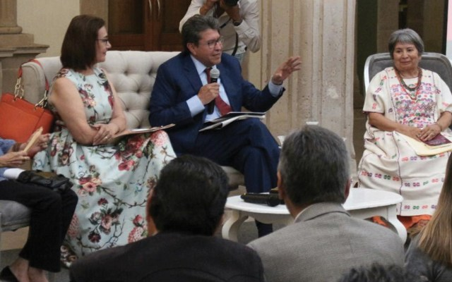 Ricardo Monreal pide unidad y tener una actitud distinta para conservar el poder - Foto de Twitter Ricardo Monreal