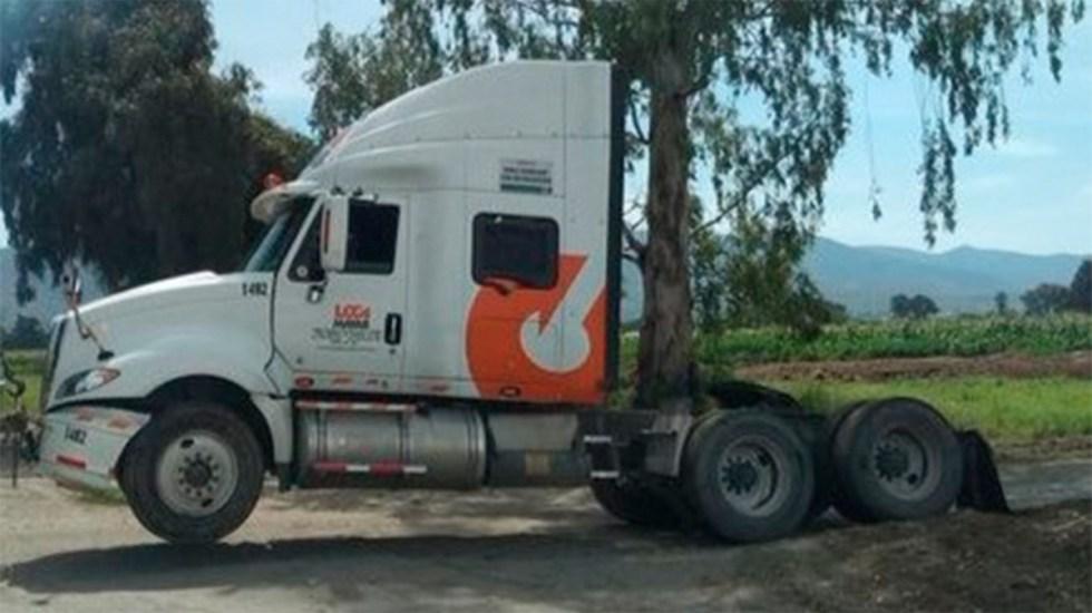 #Video Robo de tráiler desata persecución y balacera en Puebla - Foto de Periódico Enfoque