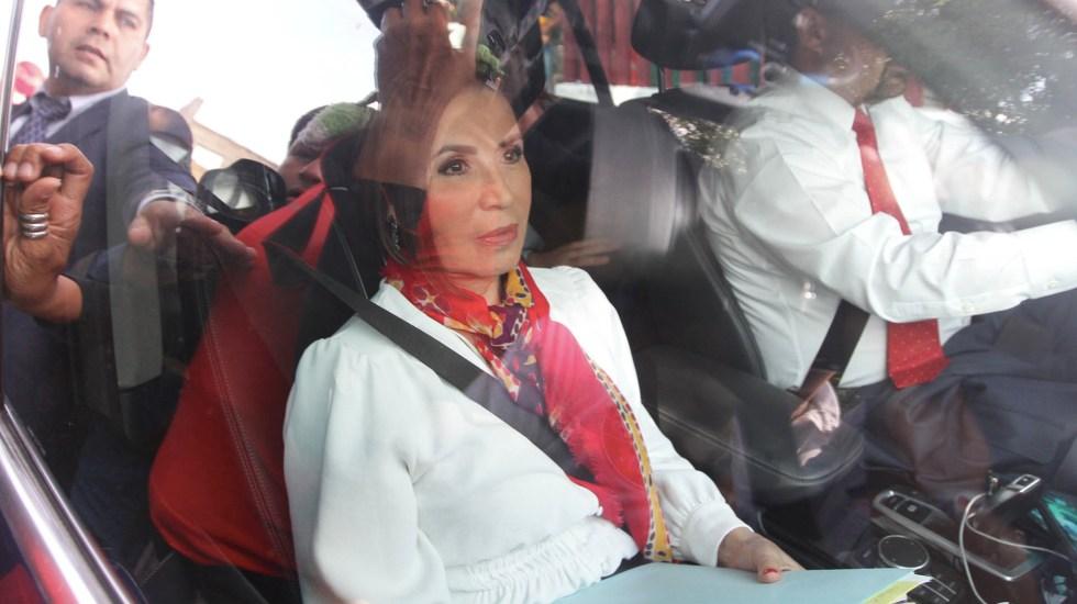 Legisladores esperan justicia para el caso de Rosario Robles - Rosario Robles