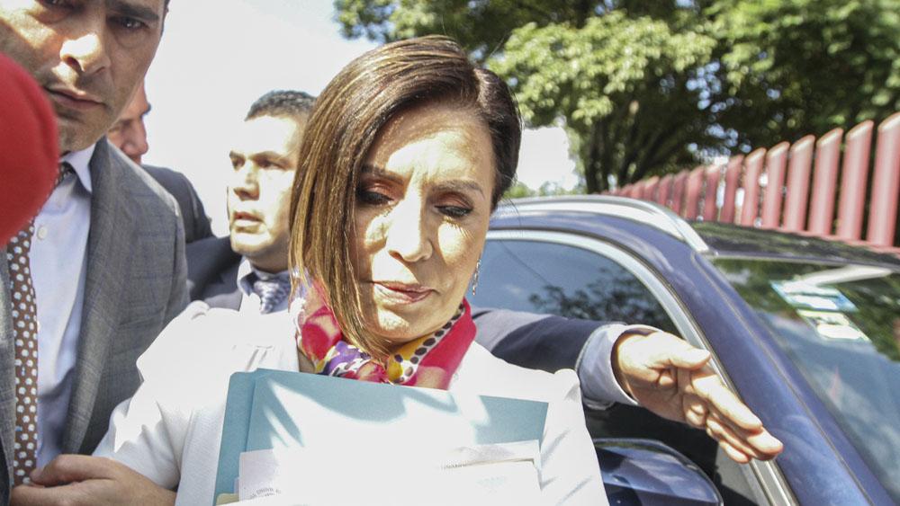 Coparmex pide aplicación de la ley en caso de Rosario Robles - rosario robles