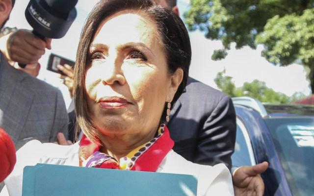 UIF prepara nueva denuncia contra Rosario Robles - Foto de Notimex