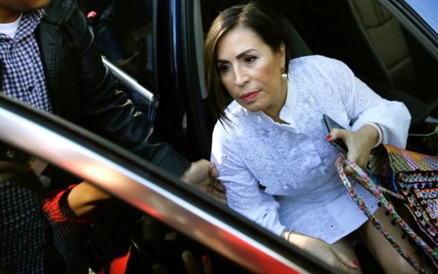 Aplazan para el lunes audiencia de Rosario Robles - rosario robles