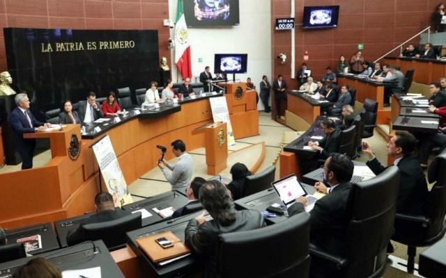 Empresarios rechazan petición de desaparecer poderes en Guanajuato y Tamaulipas - Foto de Senado de la República