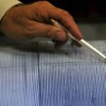 Sismo magnitud 4.8 se percibe ligeramente en la Ciudad de México