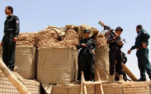 Talibán anuncia conclusión de elaboración de acuerdo con EE.UU.. - Talibanes. Foto de EFE