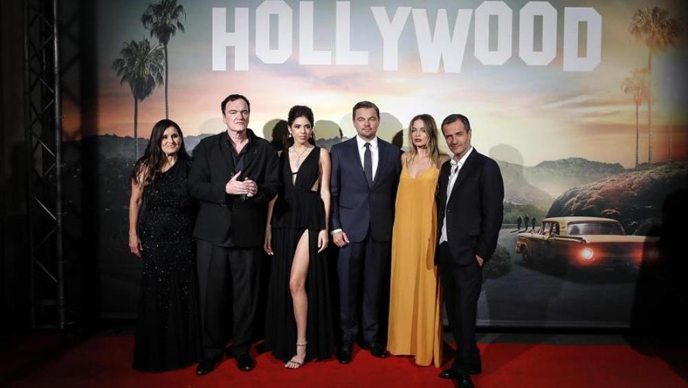 tarantino hollywood