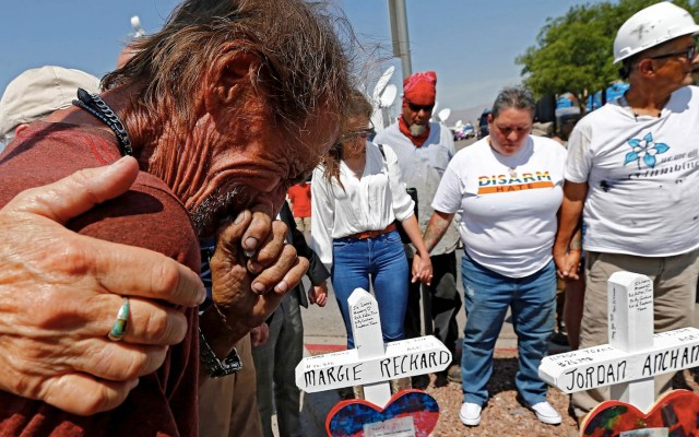 Revelan la lista completa de las víctimas mortales del tiroteo en El Paso - Tiroteo El Paso Texas Estados Unidos