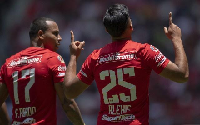 Toluca logra su primera victoria del Apertura 2019 ante Xolos - Toluca Xolos partido Liga MX