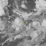 Alertan por posible generación de tormenta tropical cerca de Chiapas