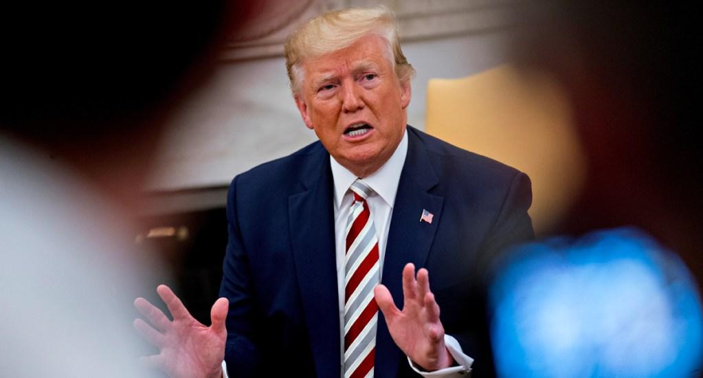 Estamos hablando con representantes de Venezuela de alto nivel: Trump. Noticias en tiempo real