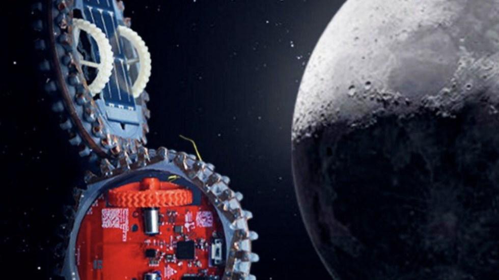 Resultado de imagen para UNAM enviará en 2021 nueve robots a la Luna para hacer panel solar