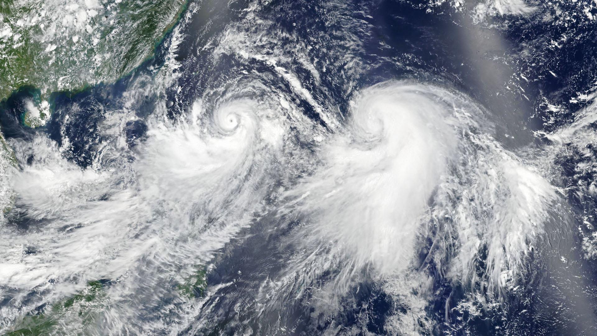Tifón Lekima deja al menos 18 muertos y 14 desaparecidos — China