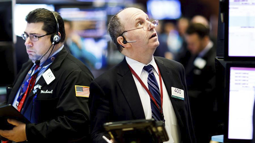Wall Street abre con altas ganancias por paquete de estímulo económico en Washington - wall street