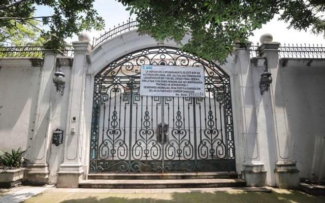 Casa de Zhenli Ye Gon tendrá precio de salida de 95.4 mdp en subasta - Zhenli Ye Gon casa propiedad