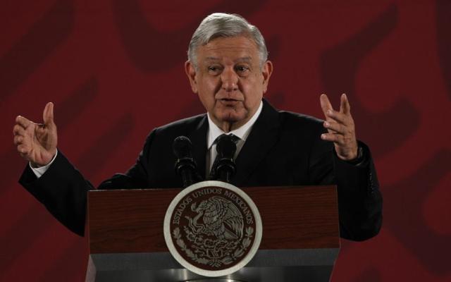 Trump ata a México - EFE/Mario Guzmán