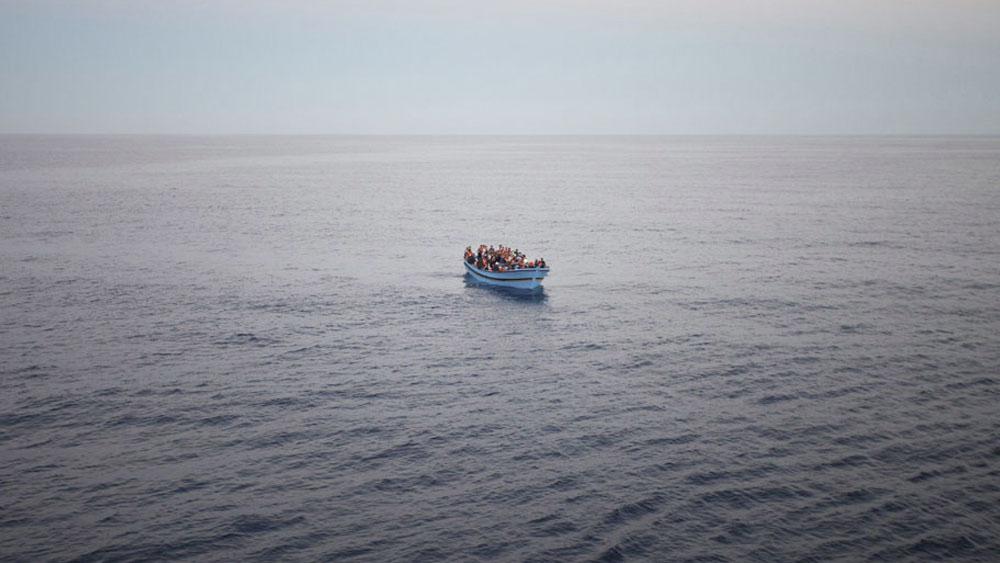 ACNUR alerta por naufragio de bote con 50 migrantes frente a Libia - ACNUR alerta por naufragio de bote con 50 migrantes frente a Libia