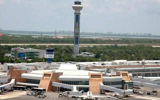 Aseguran cocaína de Colombia en el Aeropuerto Internacional de Cancún - Aseguran cocaína procedente de Colombia en Cancún