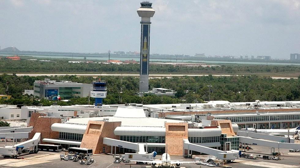 Se suspenden actividades deportivas y recreativas en Cancún por COVID-19 - Aeropuerto de Cancún