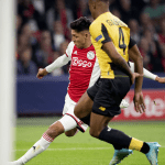Edson Álvarez anota en la victoria del Ajax en Champions League