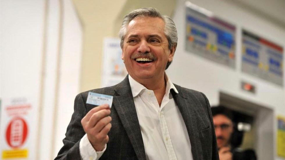 Alberto Fernández se reunirá con López Obrador - Alberto Fernández