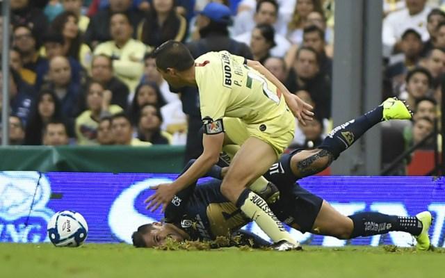 América y Pumas dividieron puntos en el Azteca - América Pumas