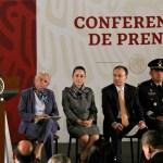 """""""México es un pueblo fraterno"""": López Obrador"""