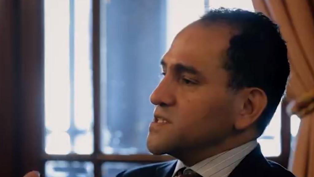 #Video Arturo Herrera explica el Presupuesto de Egresos de la Federación - Arturo Herrera. Captura de pantalla