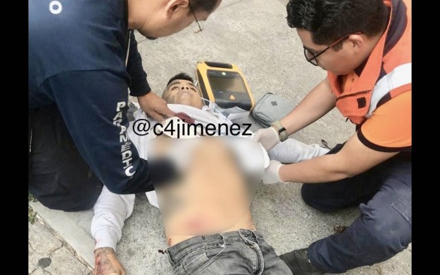 Víctima desarma a asaltante en transporte público y lo mata - Asaltante Iztapalapa transporte público