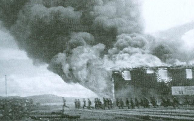 Se cumplen 54 años del 'asalto al cuartel de Madera' - Asalto al cuartel de Madera. Foto de Memoria Política de México