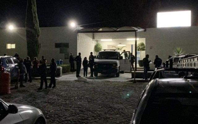 Asesinan a hombre en Querétaro - Asesinan a hombre en Querétaro