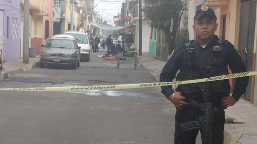 Asesinan a dos en la Gabriel Ramos Millán - Asesinan a dos hombres en la colonia Gabriel Ramos Millán