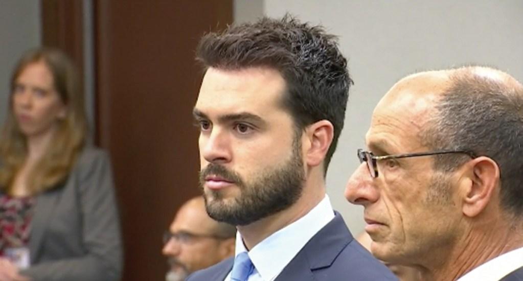 Hijo de víctima de Pablo Lyle pide 15 mil dólares por 'daño emocional' - Pablo Lyle durante audiencia. Foto de Archivo