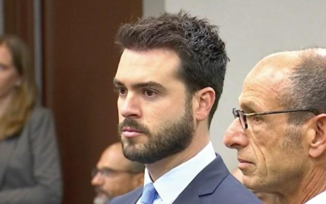 Pablo Lyle no tuvo justificación para atacar a hombre: juez - Captura de pantalla