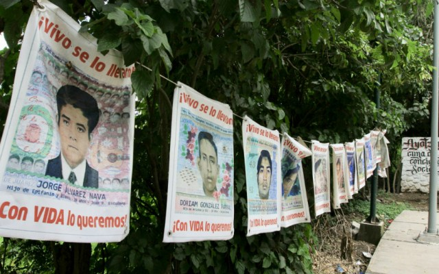 Desaparición de 43 normalistas de Ayotzinapa sí fue crimen de Estado: Encinas - Foto de Notimex