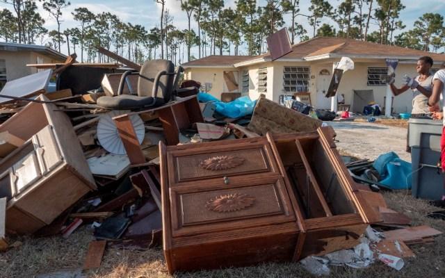 Difunden nombres de más de 300 desaparecidos en Abaco, Bahamas - Bahamas daños Dorian huracán